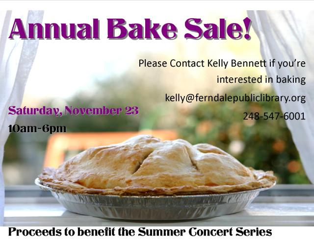 Bake Sale Flyer (1)