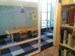 Need a small private space to meet for an appointment, an interview, a business meeting?