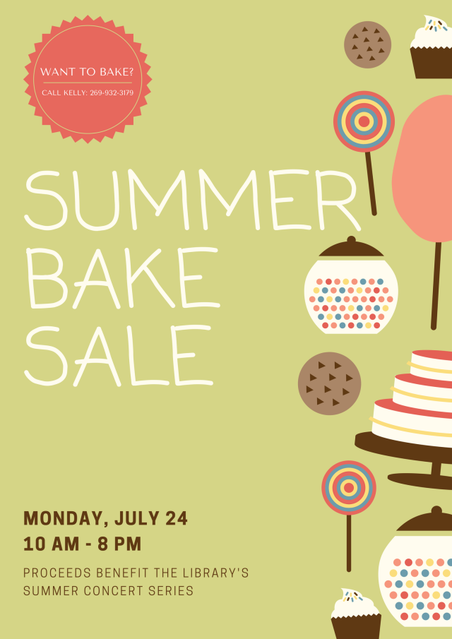 Summer Bake Sale 2017 (1)