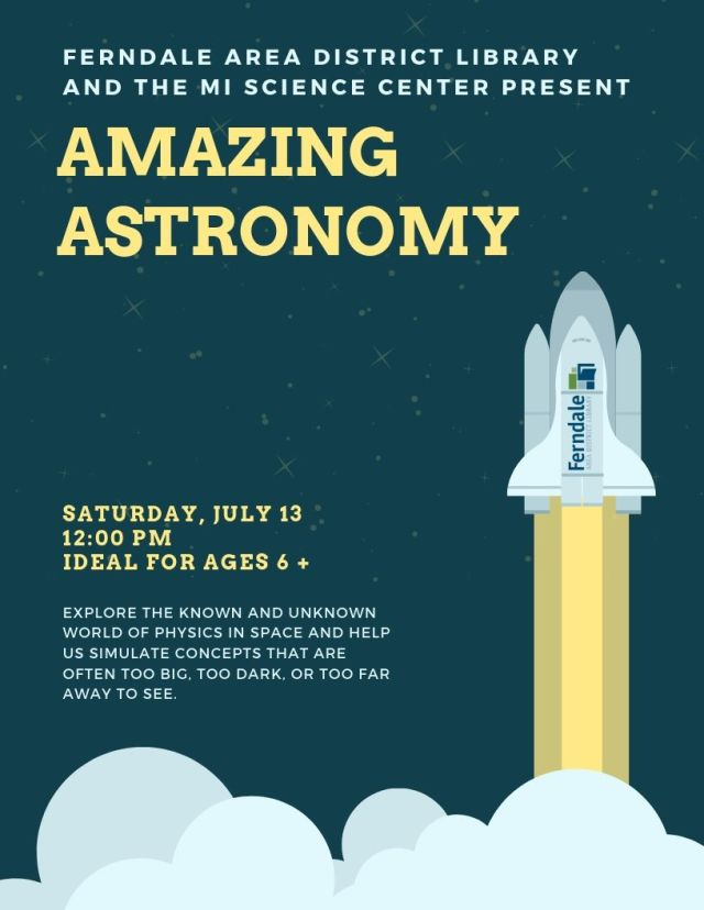 AMAZING ASTRONOMY