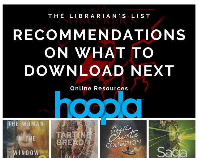 the librarian's list